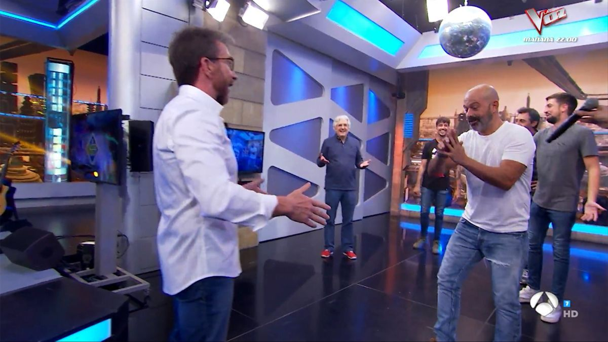 Pablo Motos pide repetir el baile de 'El Hormiguero'