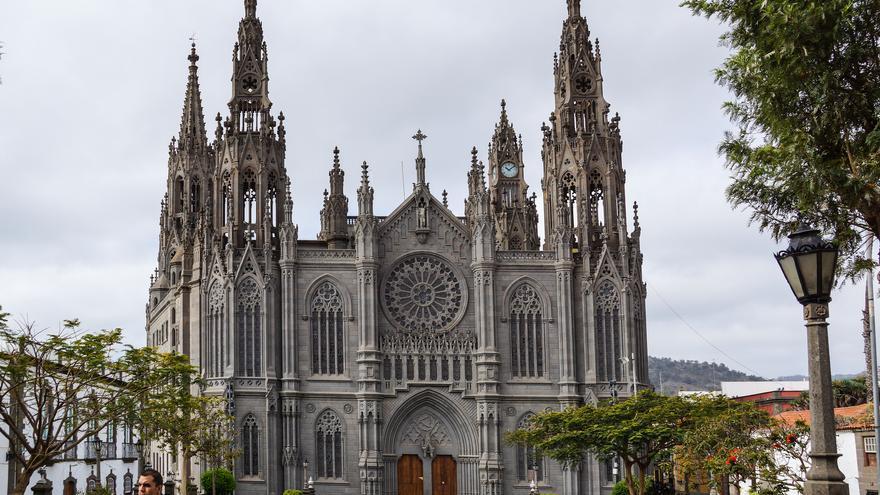 San Juan Bautista en Arucas