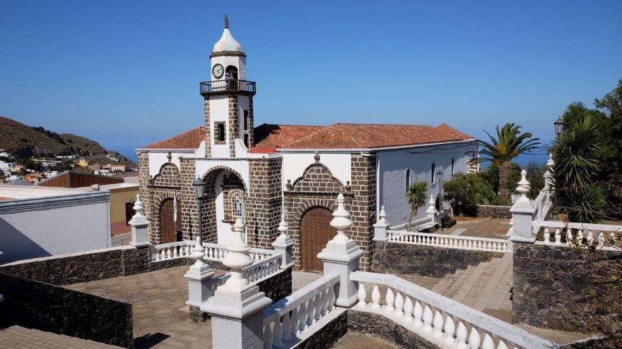 Iglesia de La Concepción de Valverde