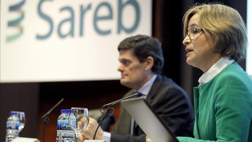 Sareb pierde 261 millones de euros en 2013