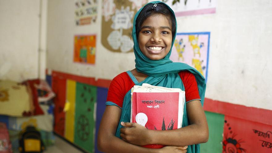 Pakistán, Beauty Akhtar (12 años)