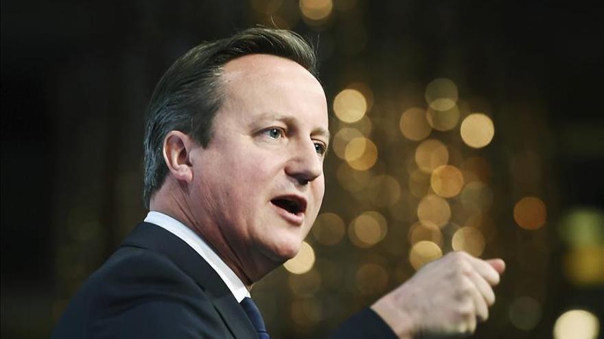 Bruselas recibe la carta de Cameron y da luz verde al inicio de negociaciones