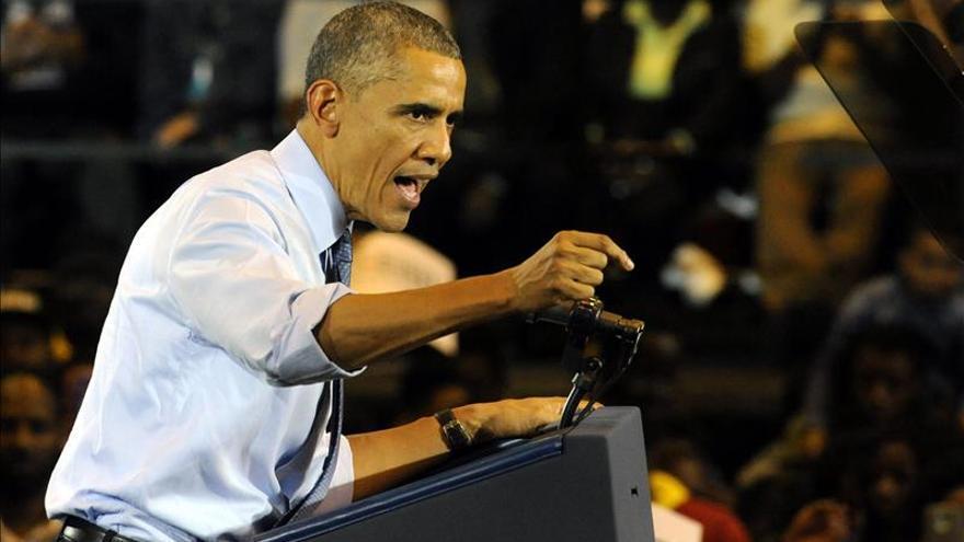 Estados Unidos apura la campaña en la víspera de las elecciones legislativas