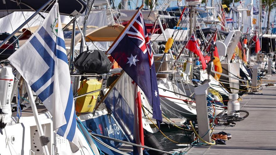 ARC 2012. Banderas nacionales. Foto: WCC/Kieran Higgs
