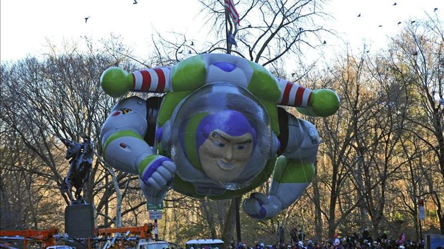 Nueva York prepara su desfile de Acción de Gracias con un refuerzo de la seguridad