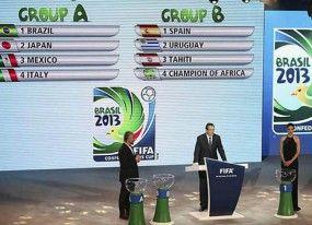 Mediaset emitirá la Copa Confederaciones de fútbol