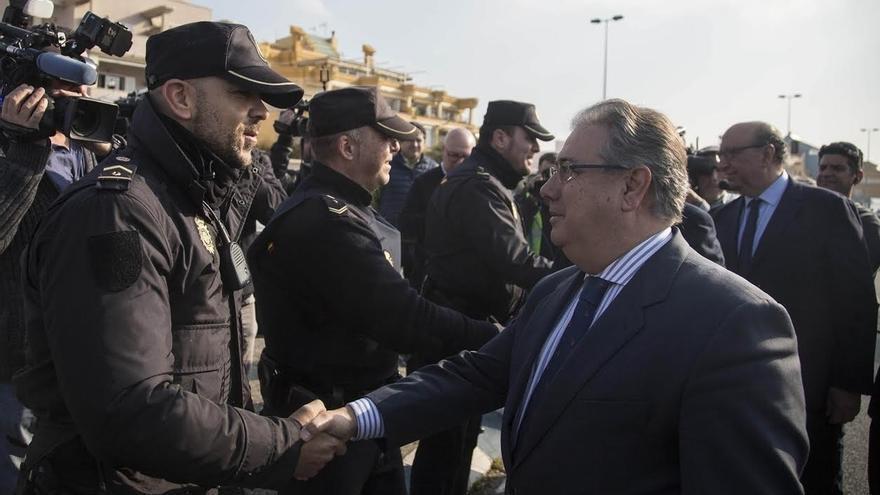 Los narcos vuelven a desafiar en Cádiz a las Fuerzas de Seguridad al robar una lancha en un depósito judicial