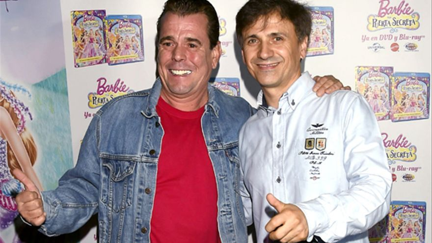 José Mota y Juan Muñoz, Cruz y Raya, juntos de nuevo en la Nochevieja de TVE, 7 años después
