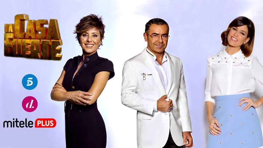Imagen promocional de 'La casa fuerte', el nuevo reality de Telecinco