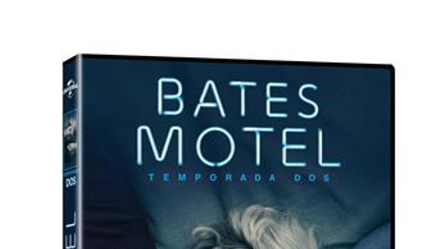 DVD Bates Motel temporada dos