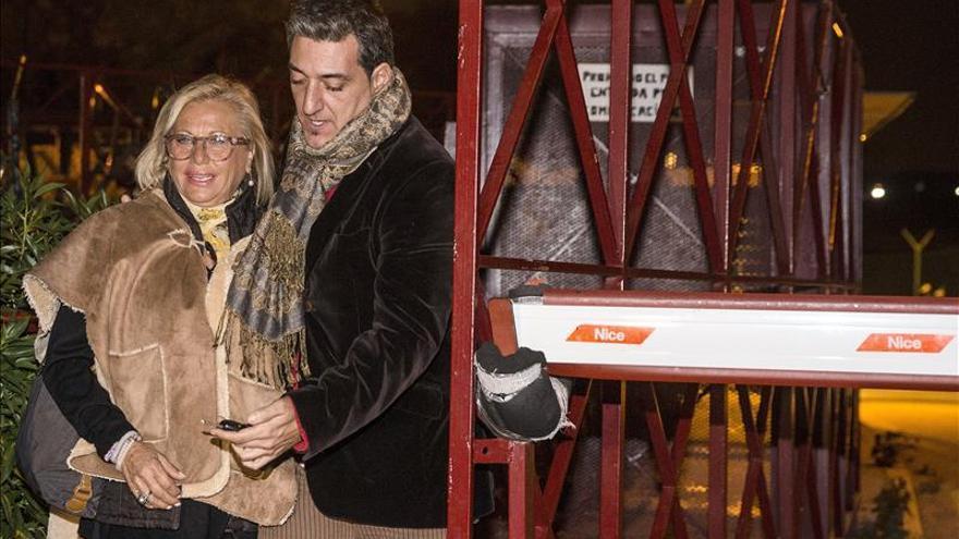 Maite Zaldívar vuelve a prisión tras su segundo permiso de seis días