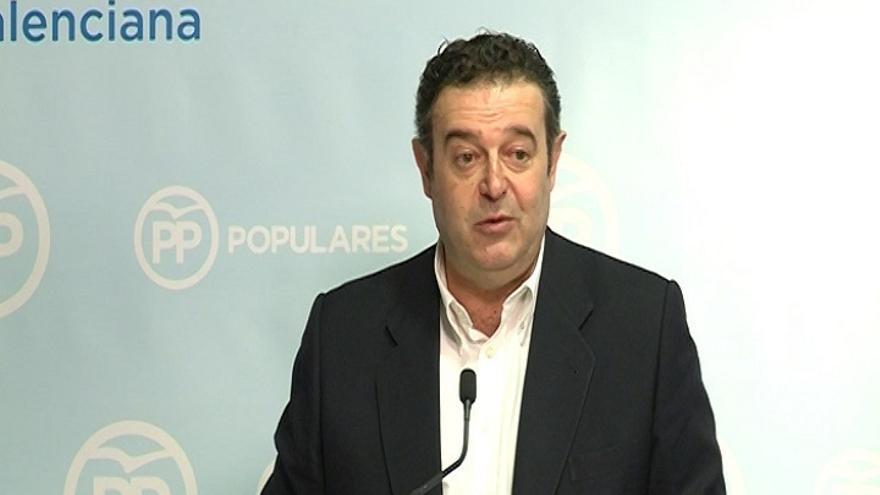 Gerardo Camps presenta el acto de conciliación con Oltra previo a la querella por presuntas injurias