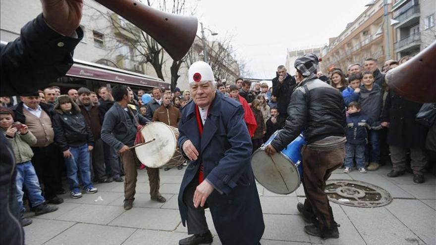 Kosovo festeja cinco años de independencia