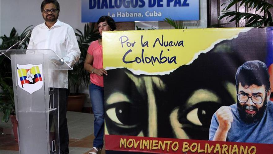 Las FARC dicen que el plazo para la paz no comenzará hasta cerrar el tema de justicia
