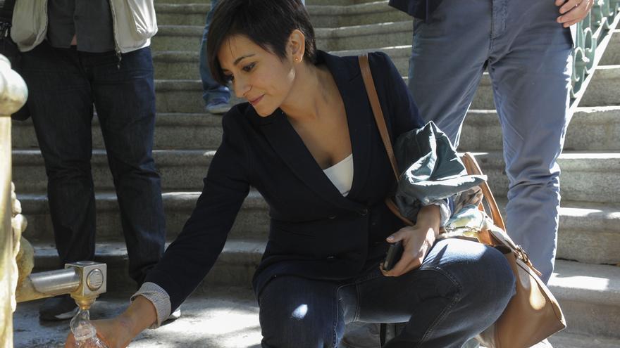 Isabel Rodríguez, candidata a la Alcaldía de Puertollano
