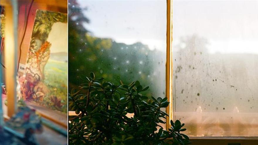 La fotógrafa Padgett expone su mirada melancólica a través de la arquitectura