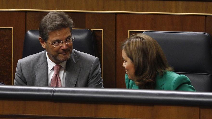 El Gobierno tumba una propuesta del PSOE para suprimir tasas judiciales porque hace perder 15 millones al año