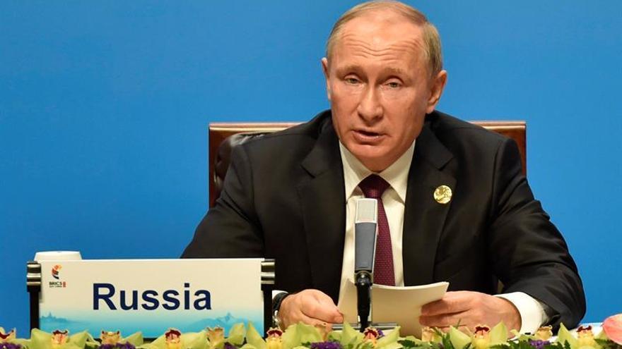 Putin destaca las relaciones con Nicaragua en la felicitación de independencia