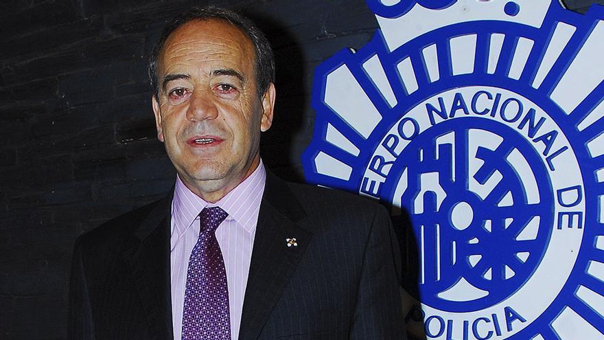 """Tito Valverde en """"El Comisario"""" (2006)"""