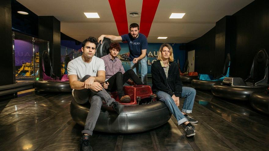 Grupo musical Carolina Durante. | SERGIO ALBERT