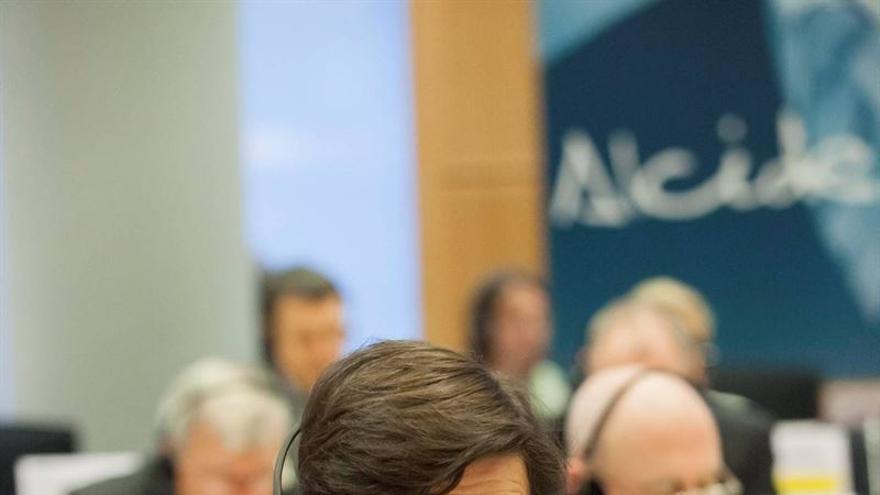 El consejero de Economía, Hacienda y Seguridad del Gobierno de Canarias, Javier González Ortiz.