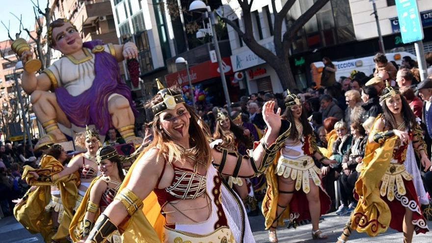 Domingo de Piñata FOTO: Ayuntamiento de Ciudad Real