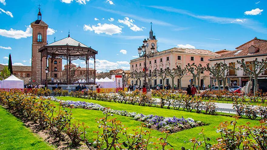 Ciudades Patrimonio de la Humanidad - Alcalá de Henares