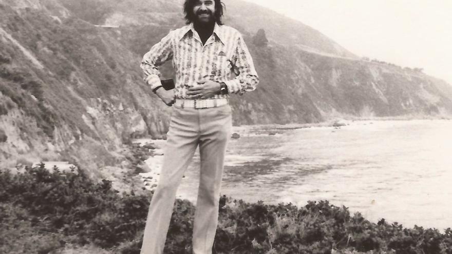 El psicólogo George Lawrence, que sirvió de enlace a DARPA con las investigaciones parapsicológicas de la CIA (Imagen: Cedida por Sharon Weinberger)