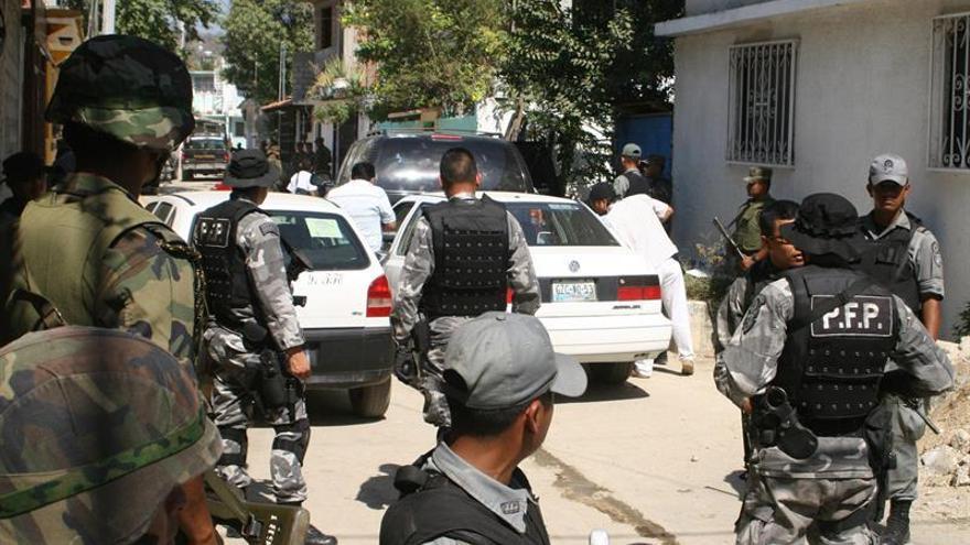 La violencia deja al menos 30 muertos en dos días en el estado mexicano de Guerrero