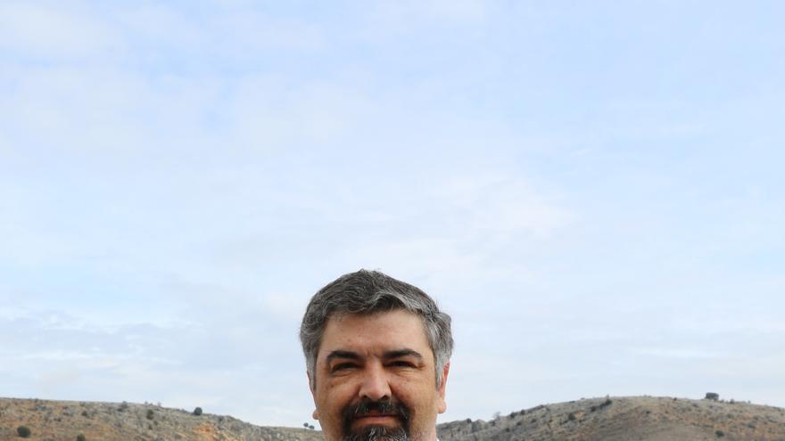 Sergio Bajá, chef del Asador Bajá de Pelegrina (Guadalajara)