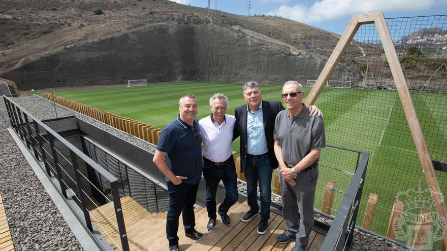 Ramírez, Wolff, Brindisi y Germán