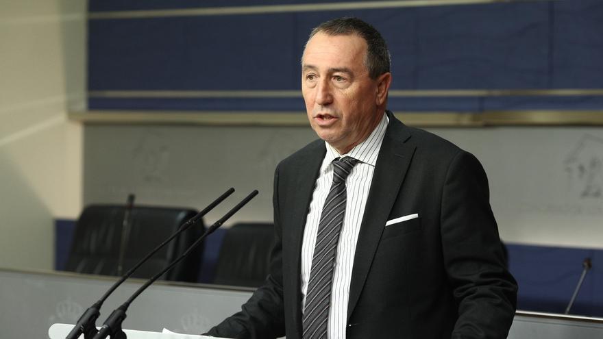 """Baldoví se identifica más con Errejón que con Iglesias: """"Para cambiar las cosas hay que aspirar a atraer a más gente"""""""