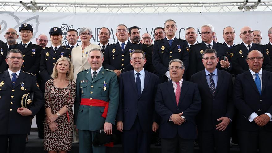 La Policía Autonómica valenciana cumple 25 años