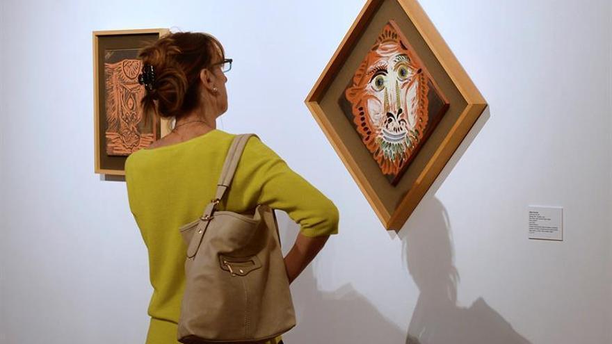 La cerámica sublima a Picasso como artista total, experimental y vanguardista