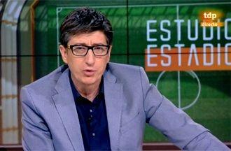 'Estudio Estadio', salpicado por insultos graves y macabros de un extertuliano al R. Madrid