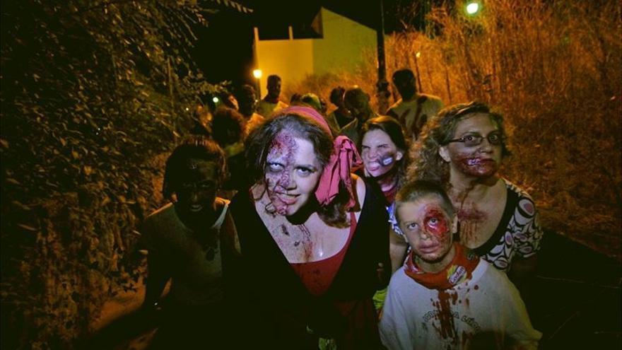 Evento Survival Zombie