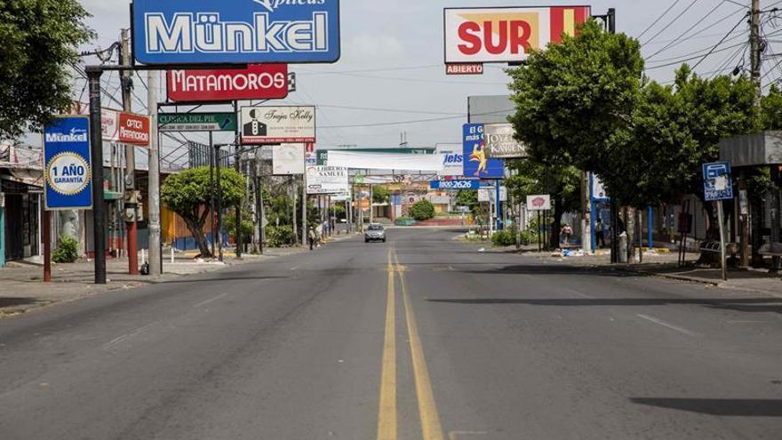 La Iglesia católica denuncia terror en la víspera del paro nacional en Nicaragua