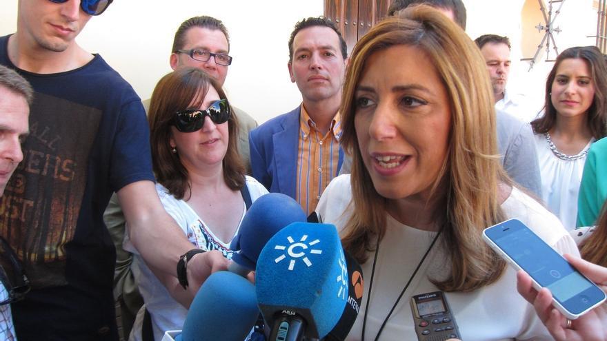 """Díaz confía en que habrá """"responsabilidad"""" por parte de todos los partidos y espera que PP se incorpore a diálogo"""