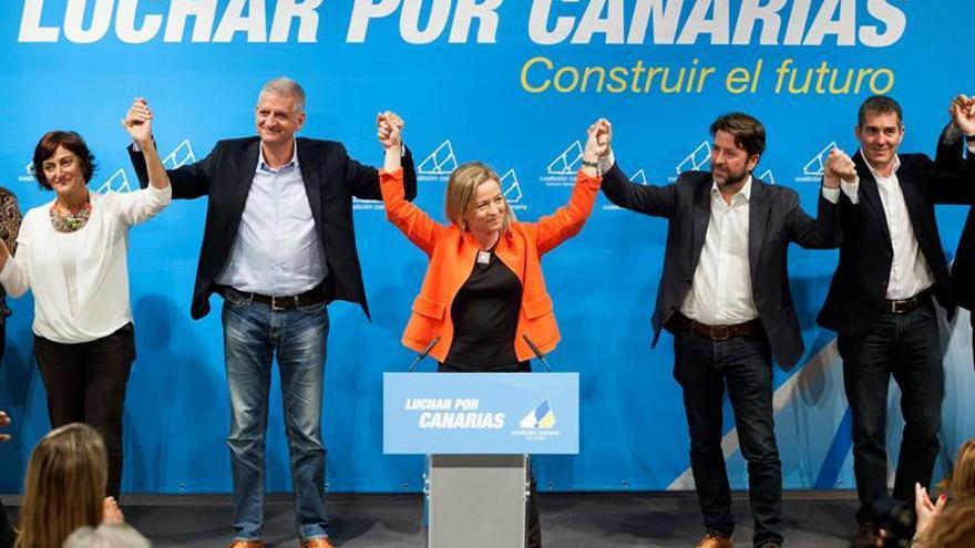 Coalición Canaria  seis ponencias en el VI Congreso Nacional