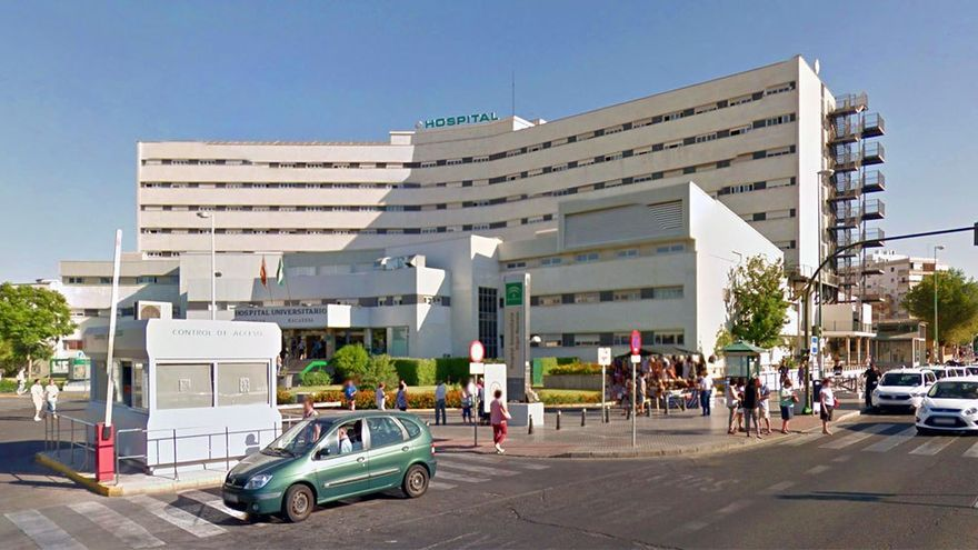 Hospital Universitario de La Macarena, Sevilla. (Google Maps).