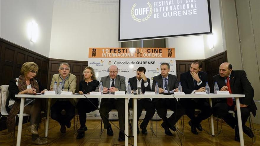 El Festival de Cine de Ourense arranca con el estreno mundial de A Esmorga