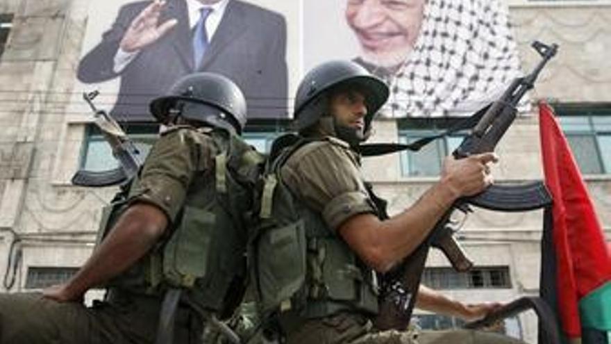 Al Fatá contempló la posibilidad de declarar la Tercera Intifada