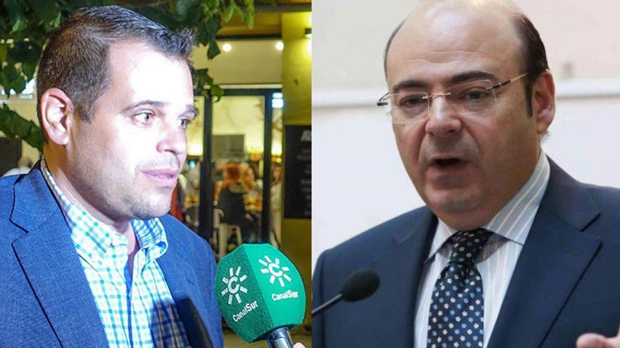 Onofre Miralles (Vox) considera que Sebastián Pérez (PP) mintió sobre su pasado en un programa de radio local