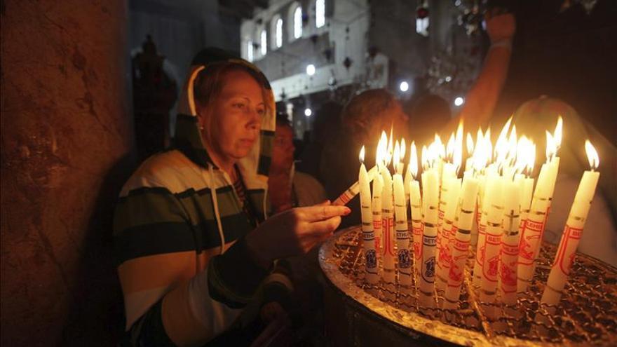 Nazaret, Jerusalén, Haifa y Galilea dan la bienvenida a la Navidad en Israel