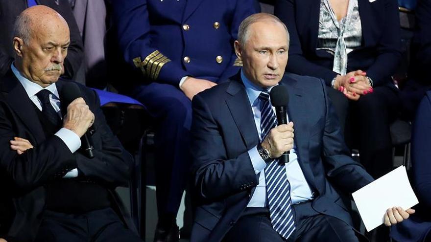 Putin admite problemas para completar el Ejército por decrecimiento de la población