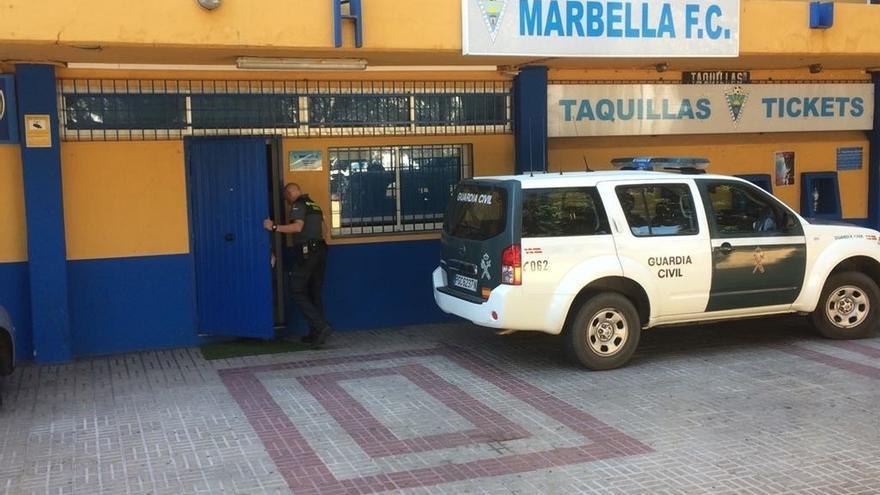 Anticorrupción investiga blanqueo de 30 millones de la mafia rusa a través de Marbella FC y una empresa de aguas