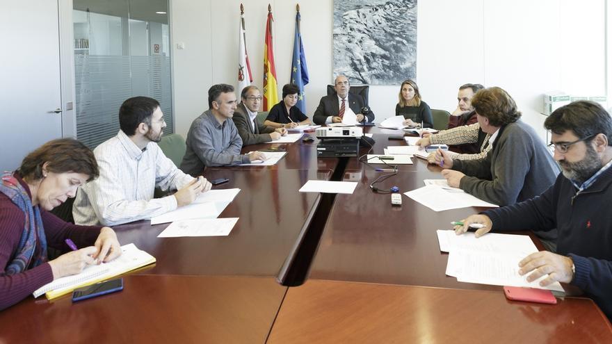 AMPL Oria informa a la Mesa Agraria del presupuesto para 2017, que crece 12 millones