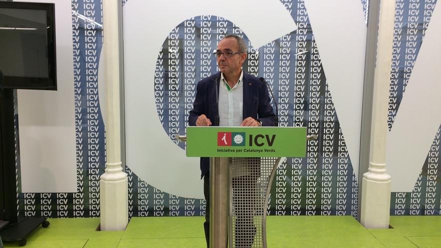 ICV cree que el proceso constituyente de la CUP no es posible si se circunscribe a Cataluña