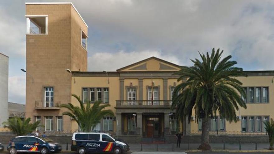 Comisaría de Distrito Norte de Las Palmas de Gran Canaria
