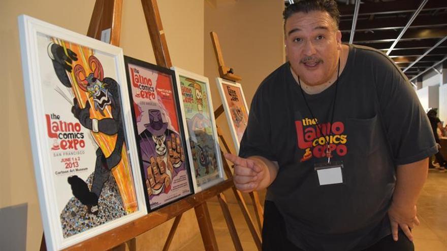 Autores y dibujantes propugnan para que los cómics en EE.UU. reflejen mejor a los latinos